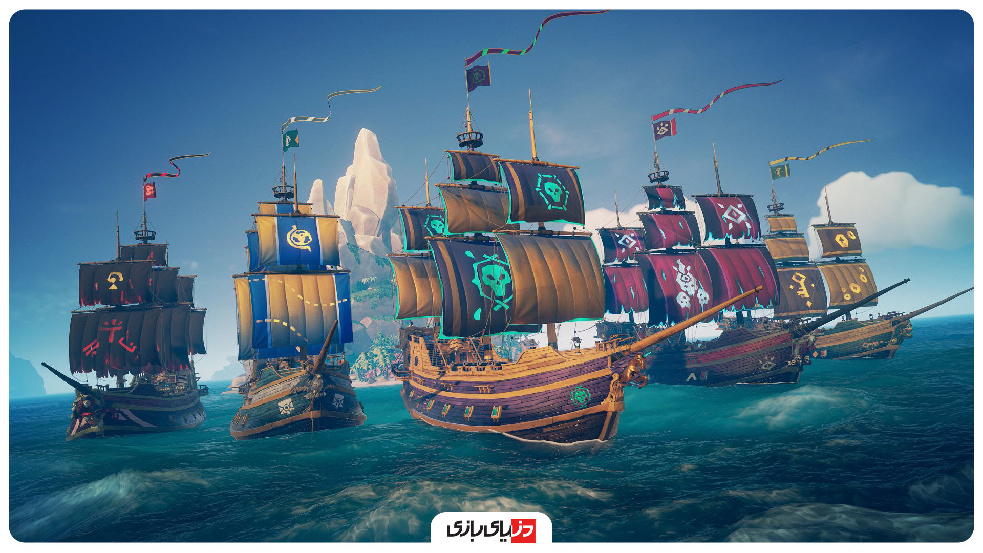 بررسی بازی Sea of Thieves - گیم پلی Sea of Thieves