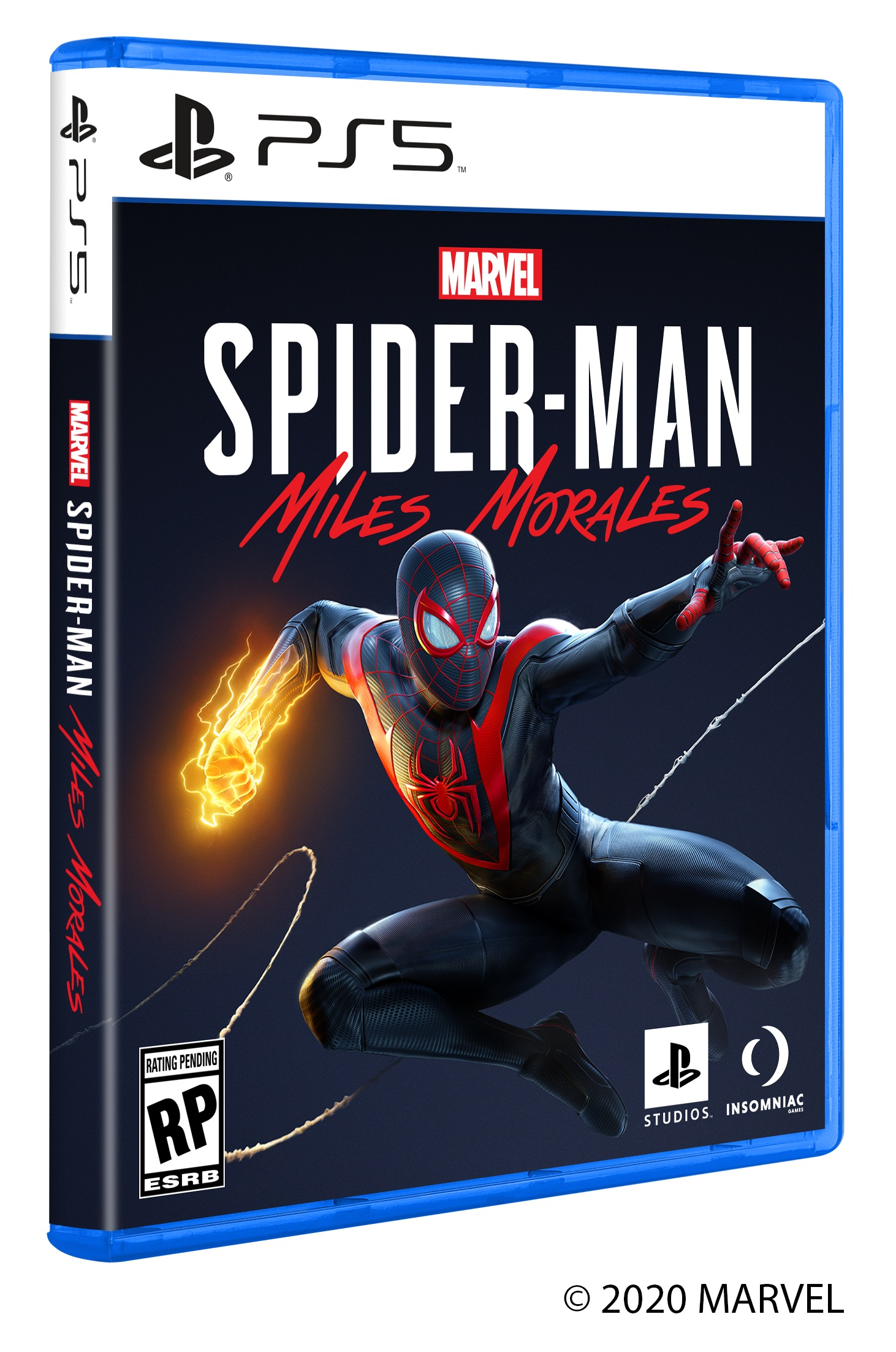 تصویر روی جلد بازیهای PS5