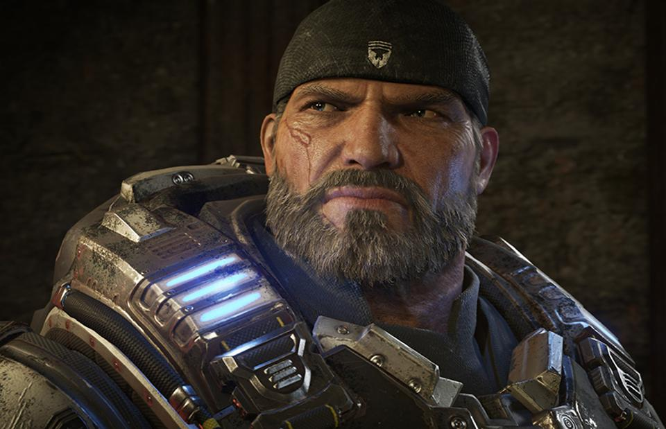 بازی-Gears-of-War-5-روی-Xbox-Series-X