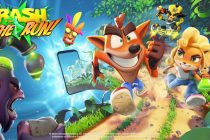 معرفی بازی Crash Bandicoot: On the Run
