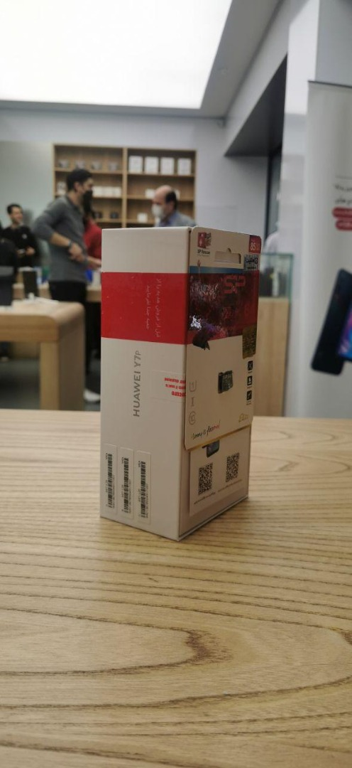 فزایش موجودی گوشی Huawei Y7p