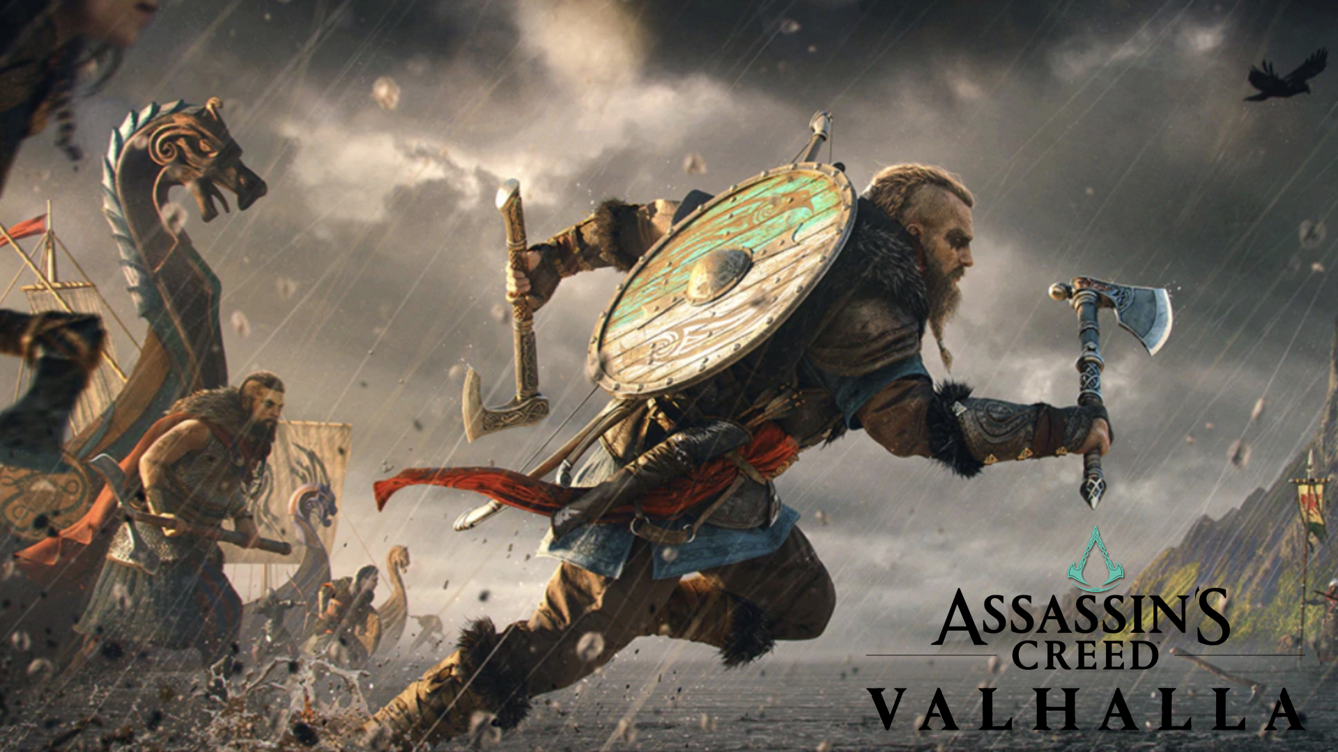 بازی Assassins Creed Valhalla