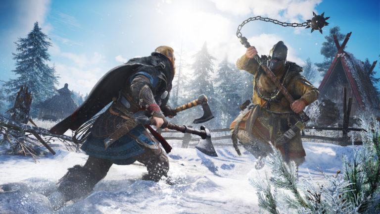 گیم-پلی-جدید-Assassins-Creed-Valhalla