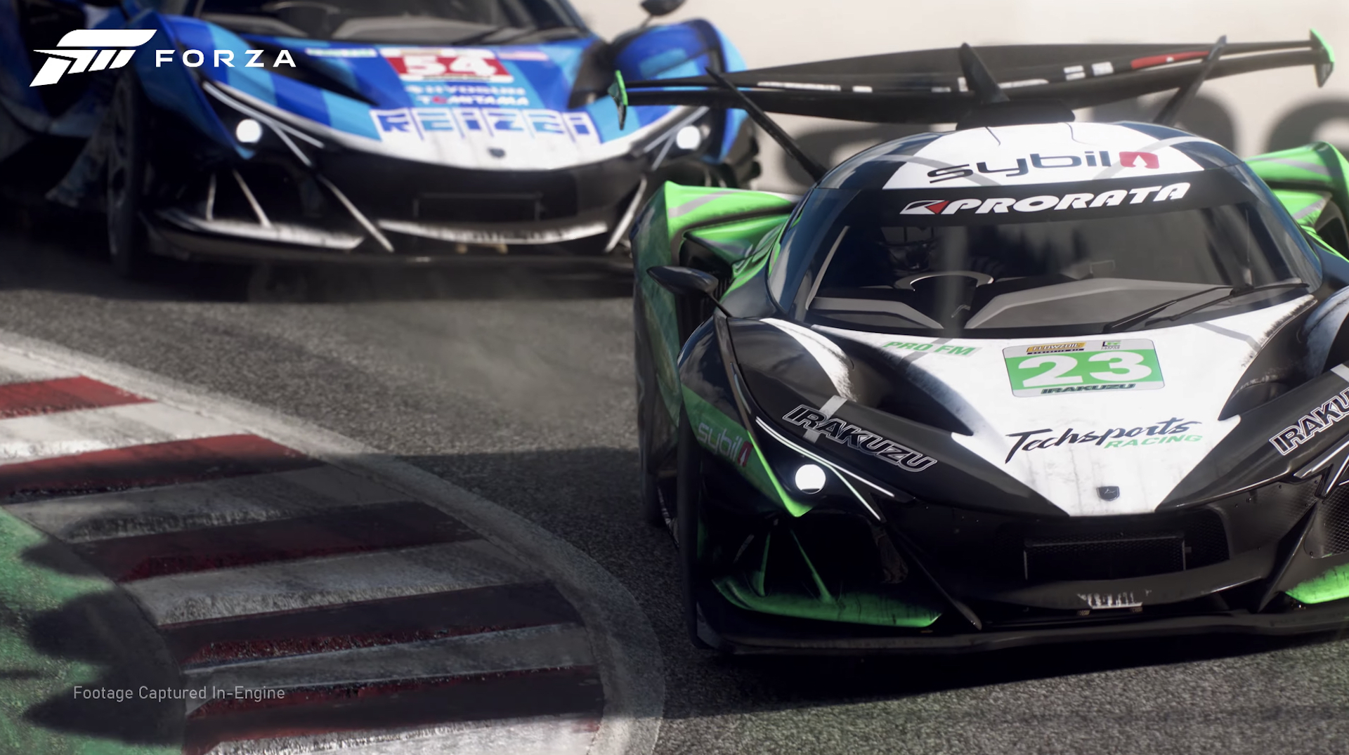 بازی Forza Motorsport