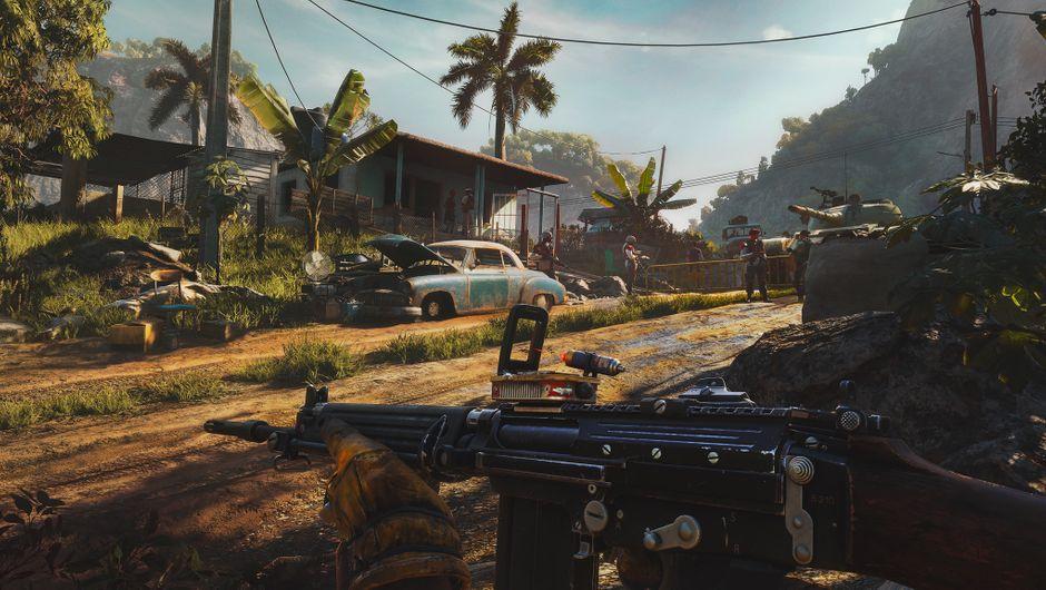 گیم پلی بازی فارکرای 6 |وب سایت دنیای بازی | Far Cry 6