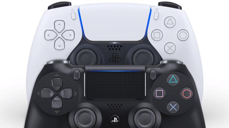 کنترلر-DualSense