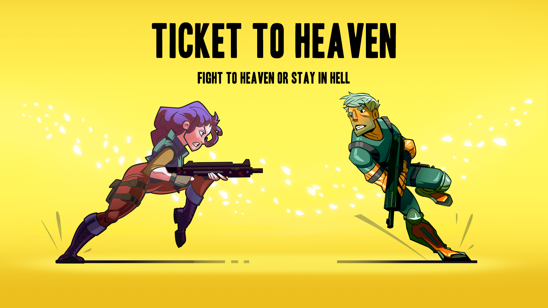 کمپین کیک استارتر بازی Ticket to Heaven