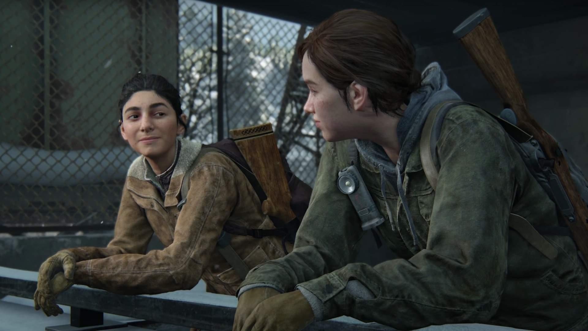 جهان باز بودن بازی The Last of Us Part 2