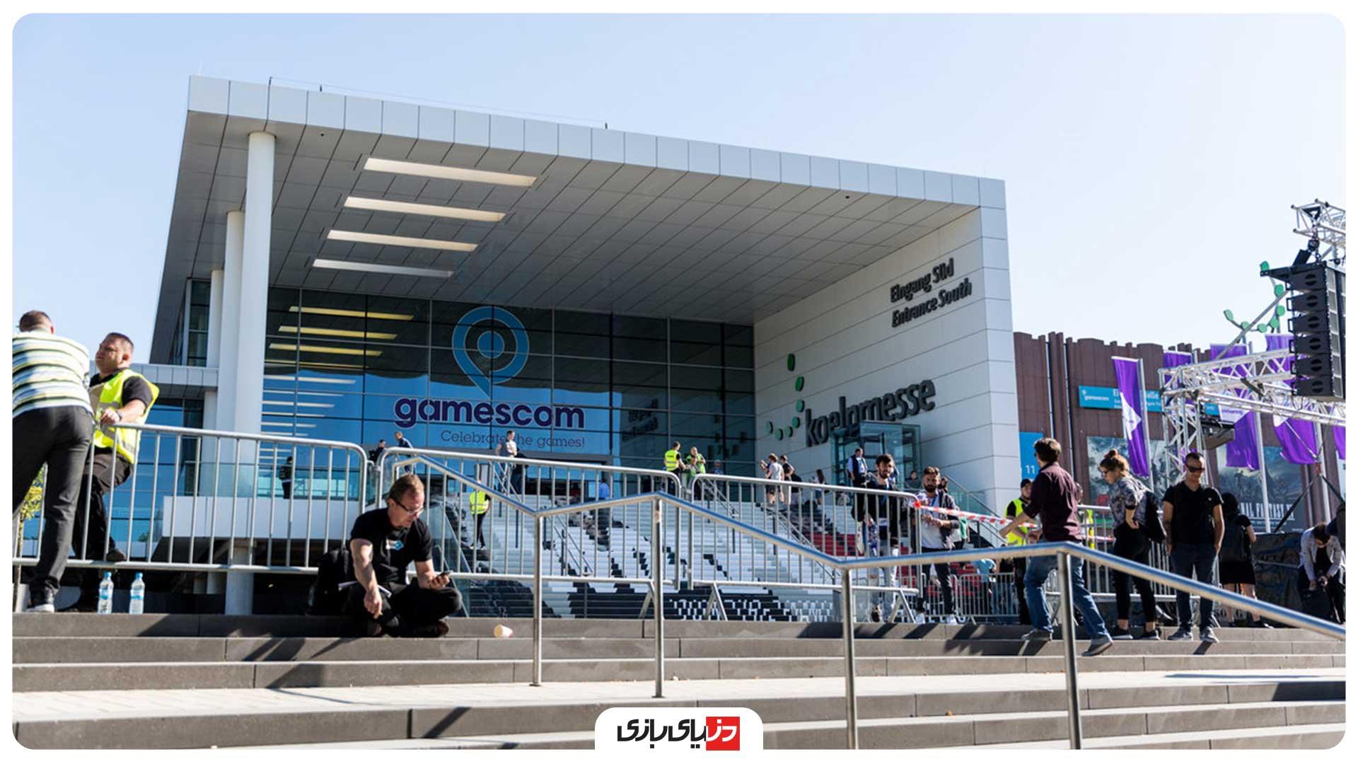 مراسم گیمزکام - مراسم گیمزکام 2020 - گیمزکام 2020 - Gamescom - Gamescom 2020 - مراسم Gamescom - Gamescom 2020 - دانلود گیمزکام 2020 - دانلود مراسم گیمزکام