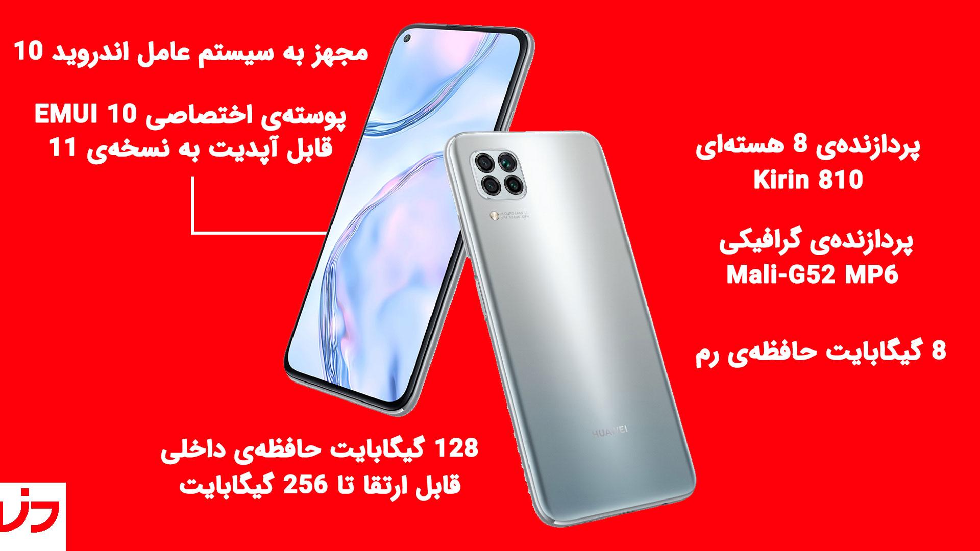 خرید گوشی Huawei Nova 7i