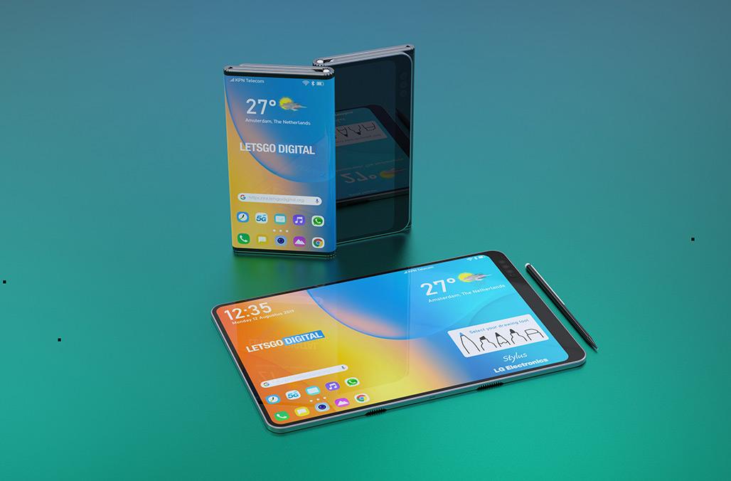گوشی Huawei Mate X2