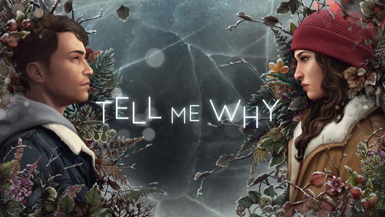 بازی Tell Me Why