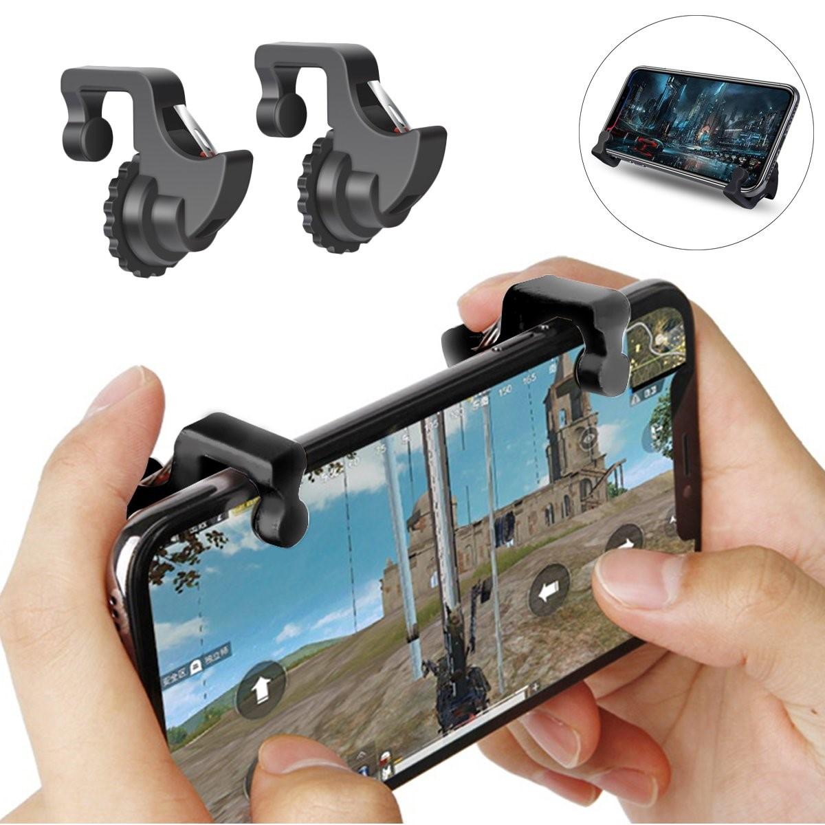 دسته بازی پابجی - دسته بازی پابجی یا گیم پد پابجی یا دسته گیم پابجی حالا بین گیمرها به یکی از لوازم جانبی ضروری گیمینگ موبایل بدل شده است.