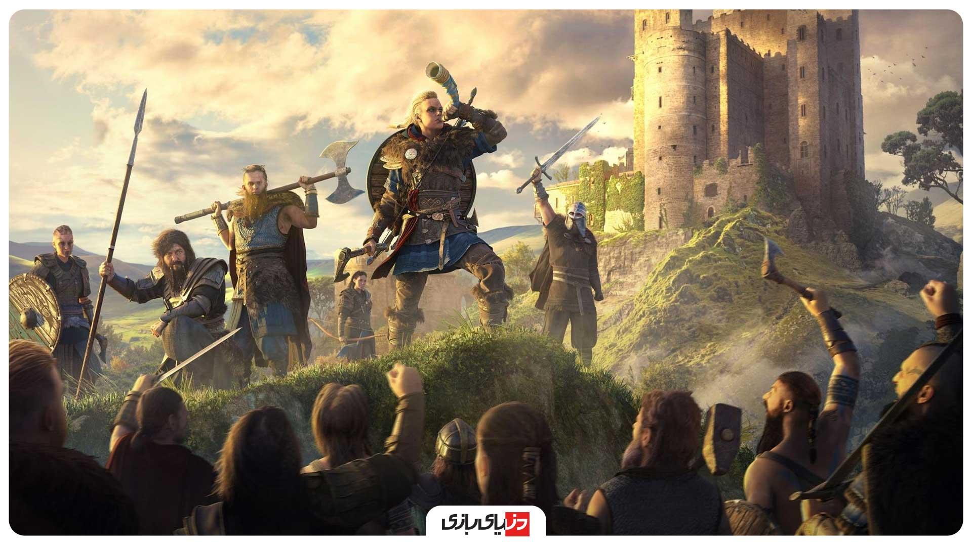 نگاهی به مراسم یوبیسافت فوروارد 2020 - مراسم Ubisoft Forward 2020 - تریلر بازی Prince of Persia: The Sands of Time Remake - معرفی بازی Watch Dogs 3 - تریلر بازی Assassin's Creed Valhalla