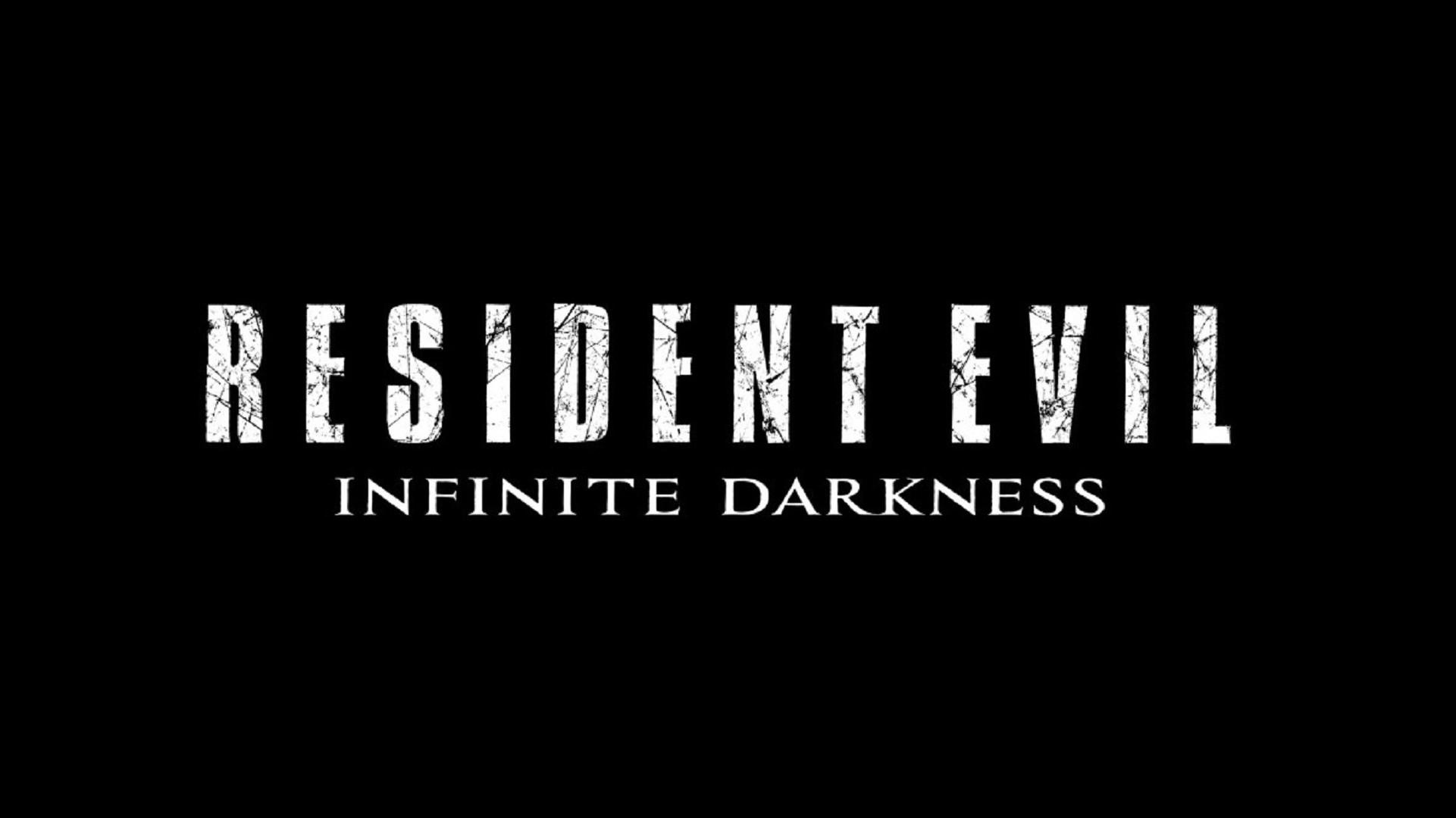 انیمیشن سریالی Resident Evil Infinite Darkness
