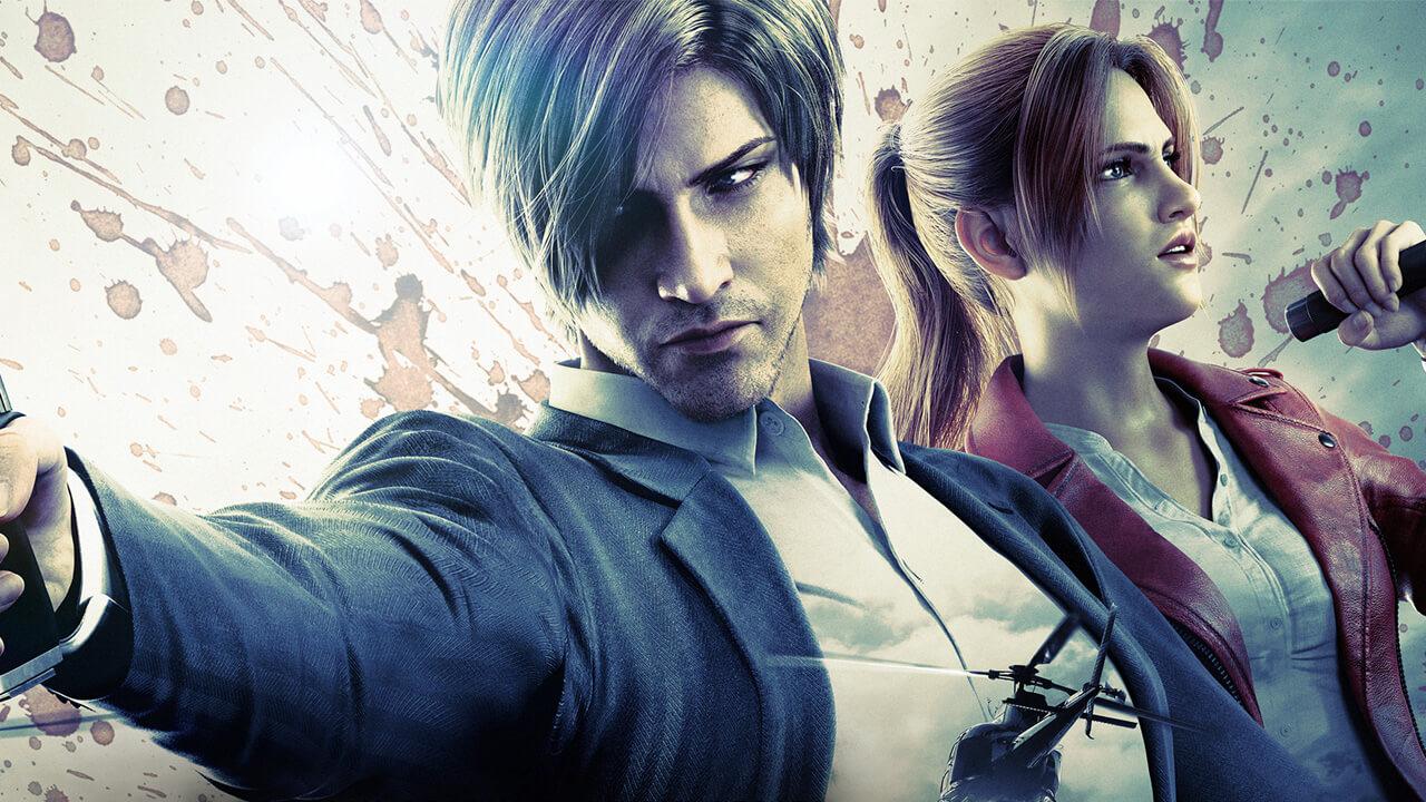 سریال Resident Evil: Infinite Darkness