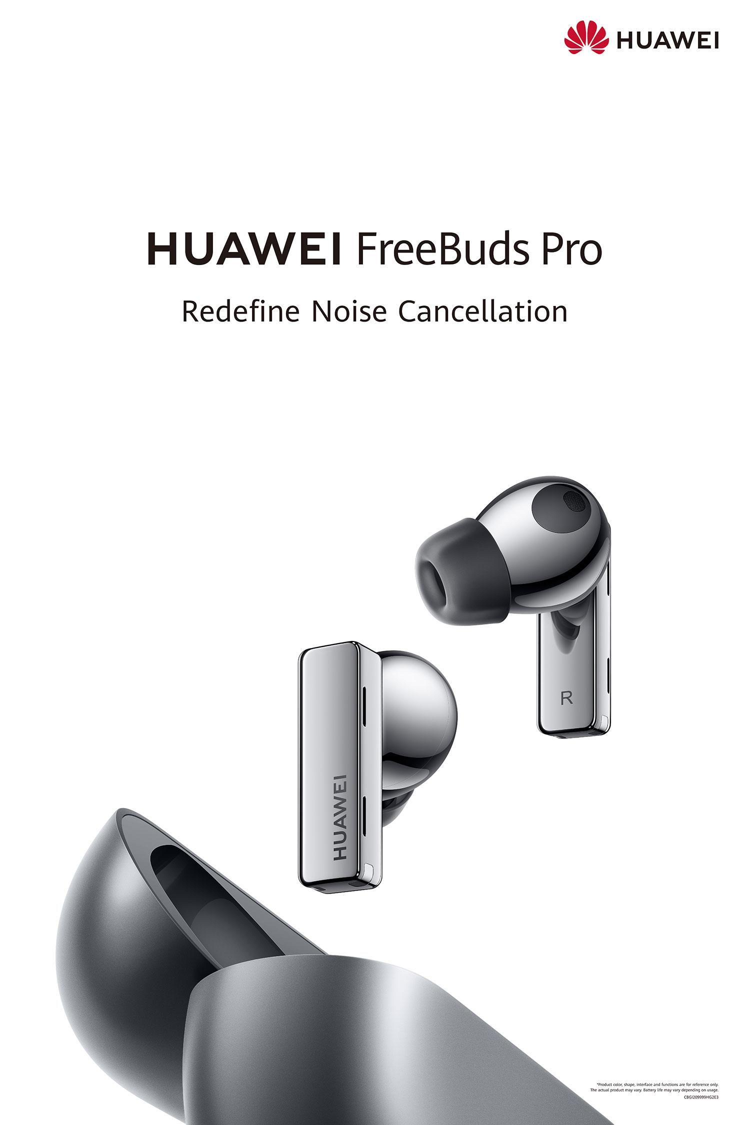 هندزفری بیسیم هوآوی FreeBuds Pro