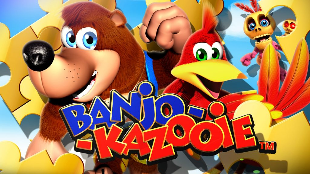 بازی Banjo-Kazooie