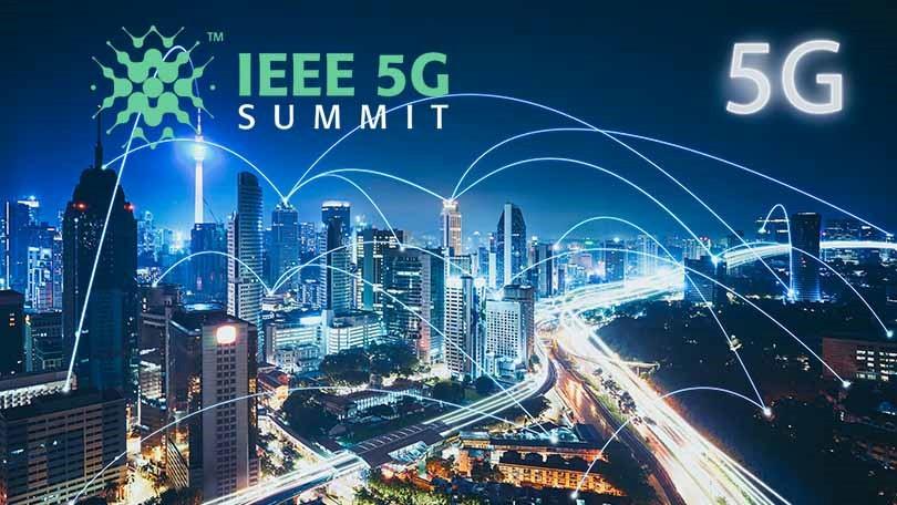 نشست سالانه 5G World Summit 2020