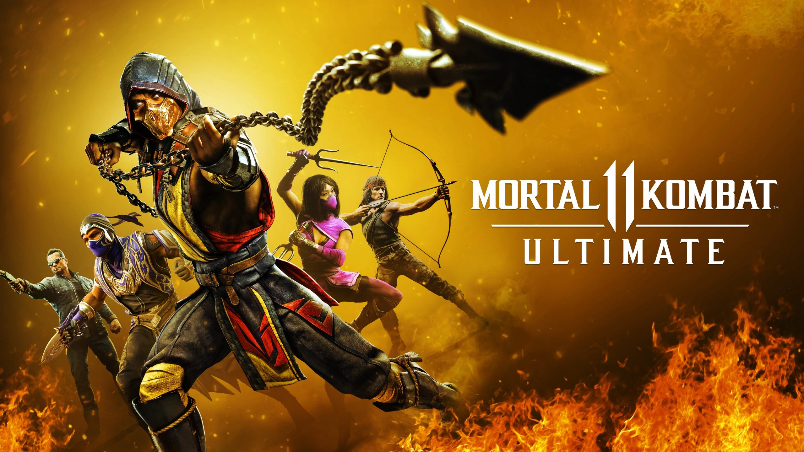بازی Mortal Kombat 11