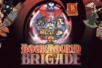 بررسی بازی Bookbound Brigade - دانلود بازی Bookbound Brigade - تریلر بازی Bookbound Brigade - بازی Bookbound Brigade - گیم پلی بازی Bookbound Brigade
