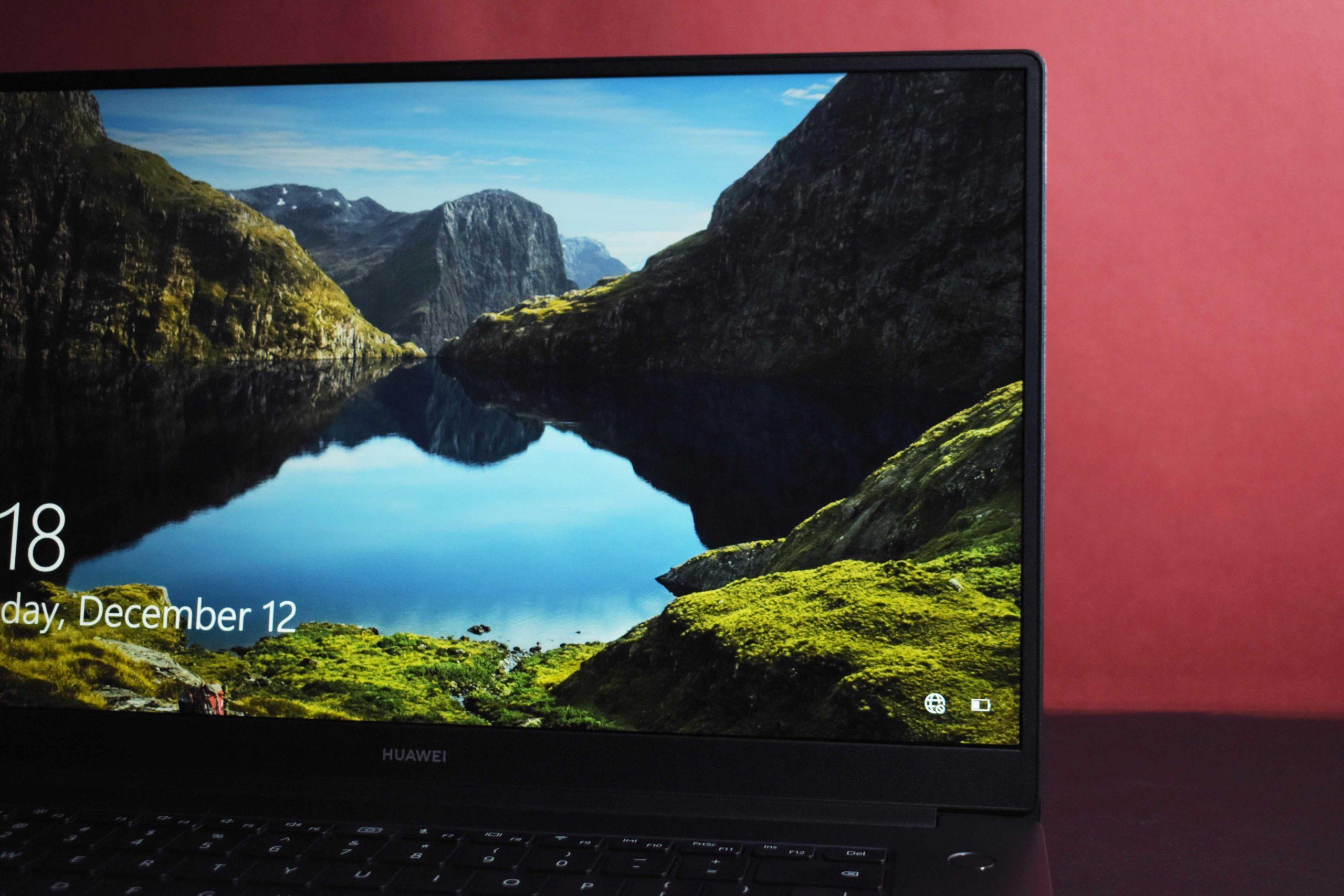 لپ تاپ Huawei MateBook D15