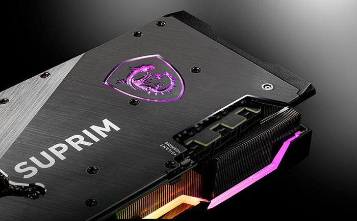 کارتهای گرافیک Suprim GeForce RTX 30