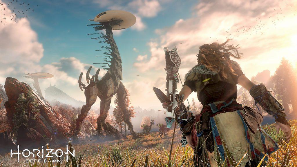 بازیهای Horizon Zero Dawn و Killzone Shadow Fall