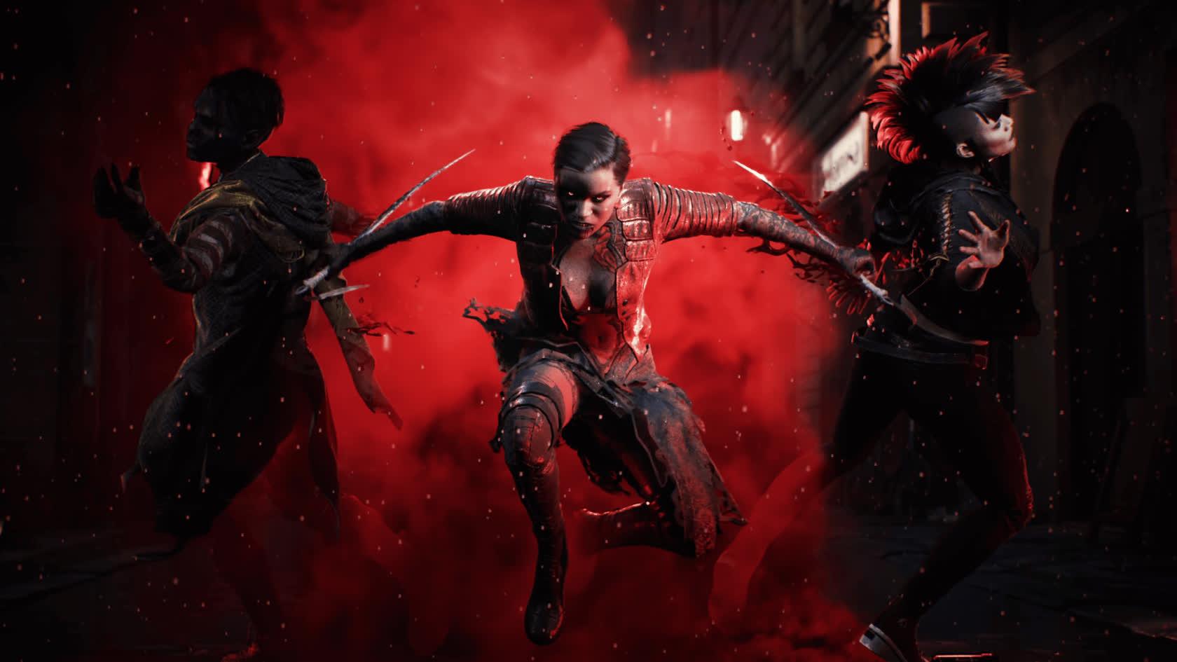 بازی بتل رویال Vampire: The Masquerade