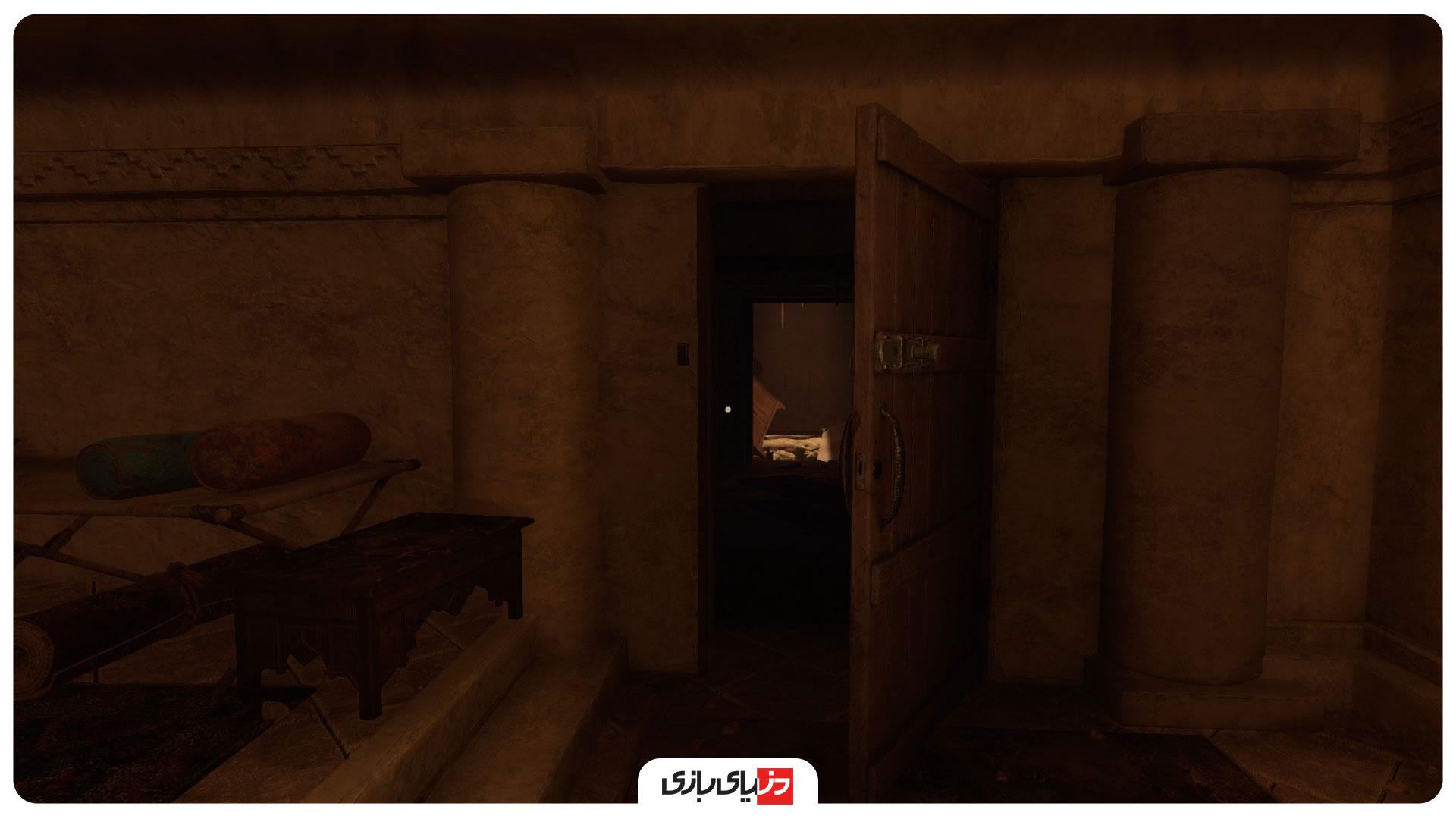 راهنمای بازی Amnesia