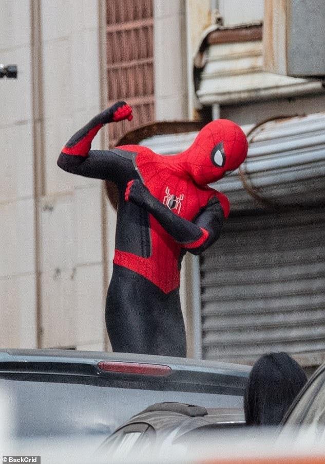 فیلم Spider Man 3