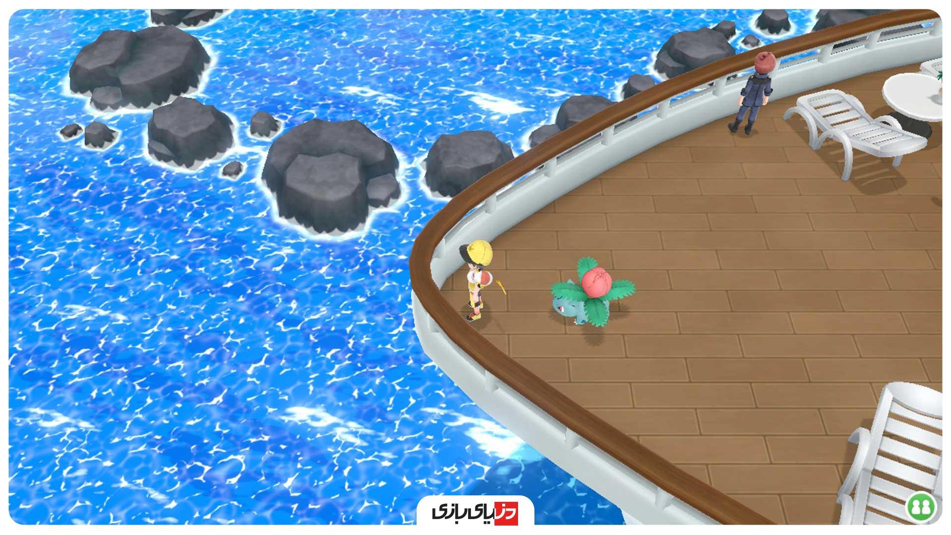 تریلر بازی Pokemon Let's Go Pikachu and Let's Go Eevee - گیم پلی بازی Pokemon Let's Go Pikachu and Let's Go Eevee - بررسی بازی پوکمون