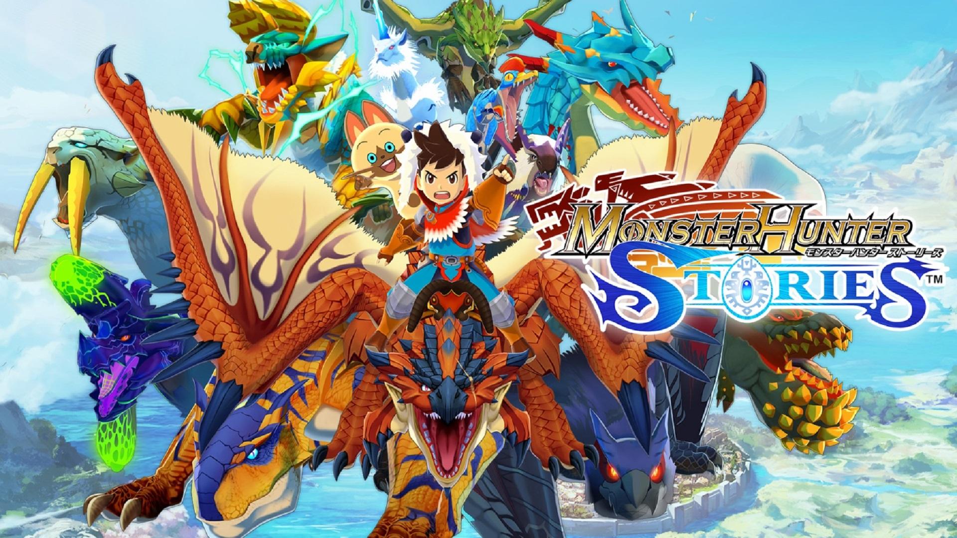 بازی Monster Hunter Stories