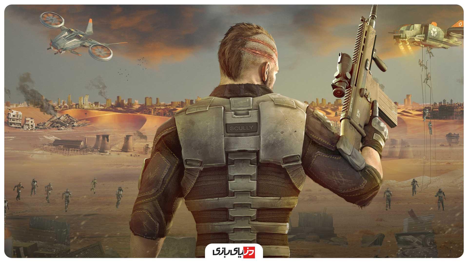 بهترین بازی های جنگی اندروید آفلاین