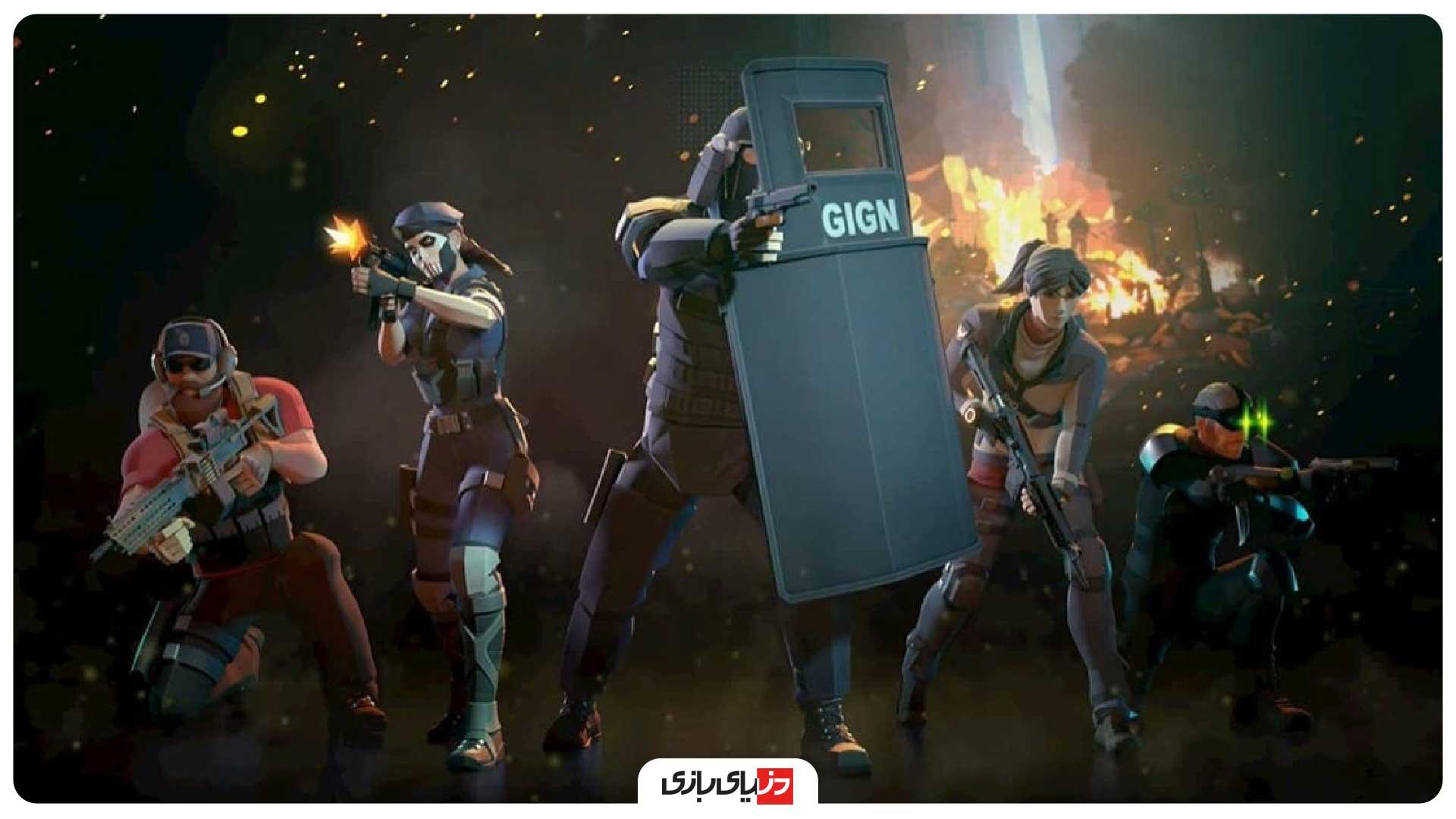 دانلود بازی جنگی آنلاین برای موبایل