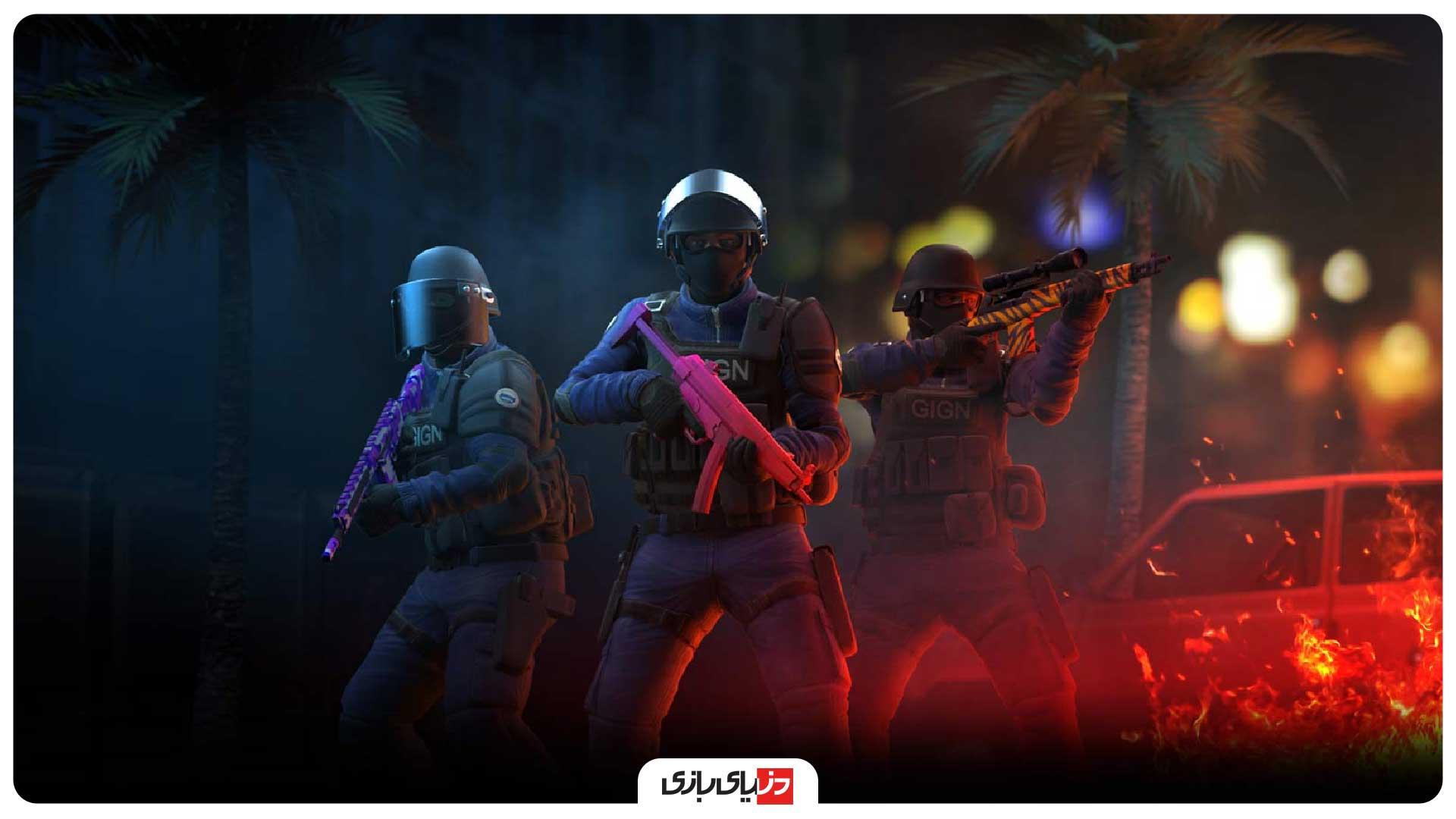 بازی جنگی آنلاین برای گوشی