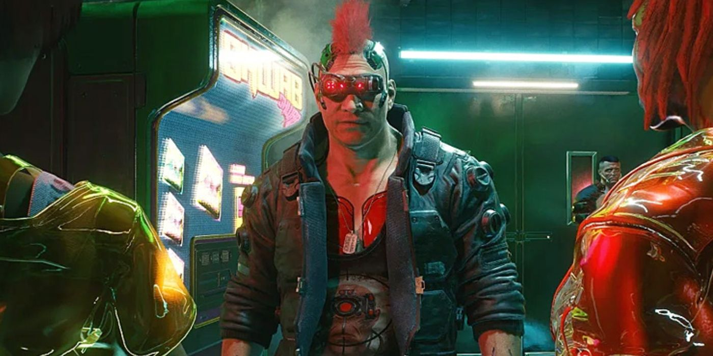بازیCyberpunk 2077