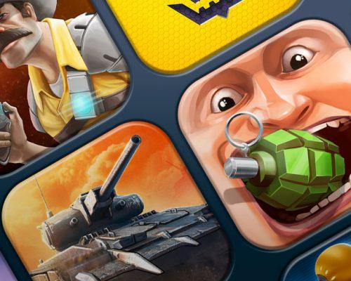بهترین بازی های جنگی آنلاین گوشی