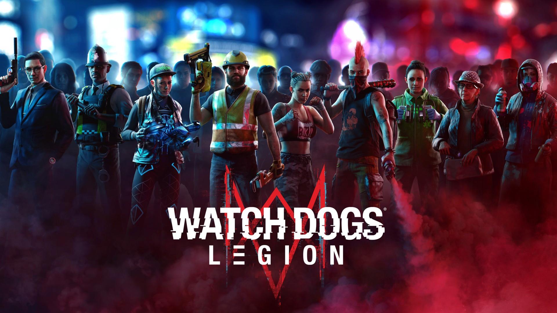 بازی Watch Dogs: Legion