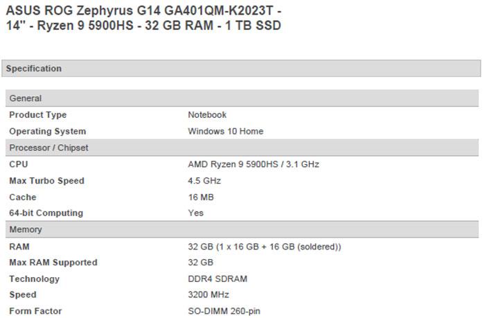 پردازنده موبایلی AMD Ryzen 5000