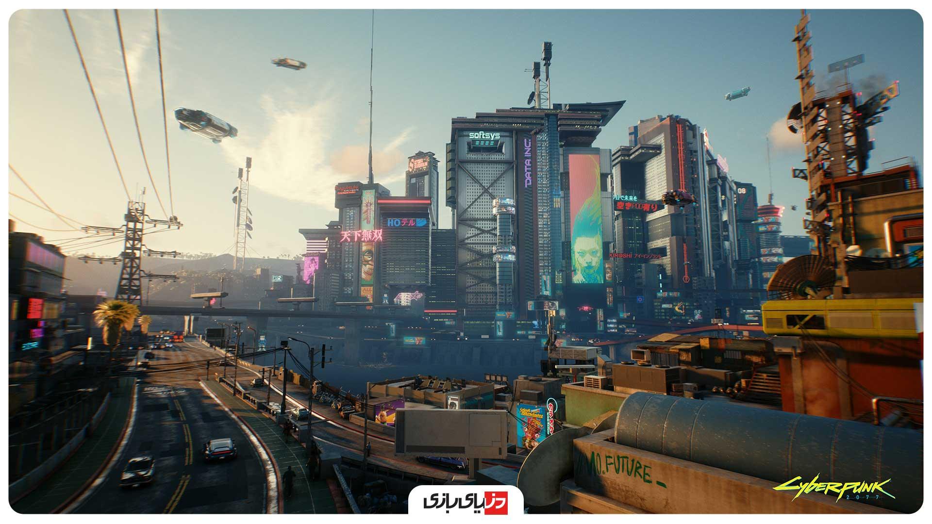 دانلود بازی سایبرپانک 2077