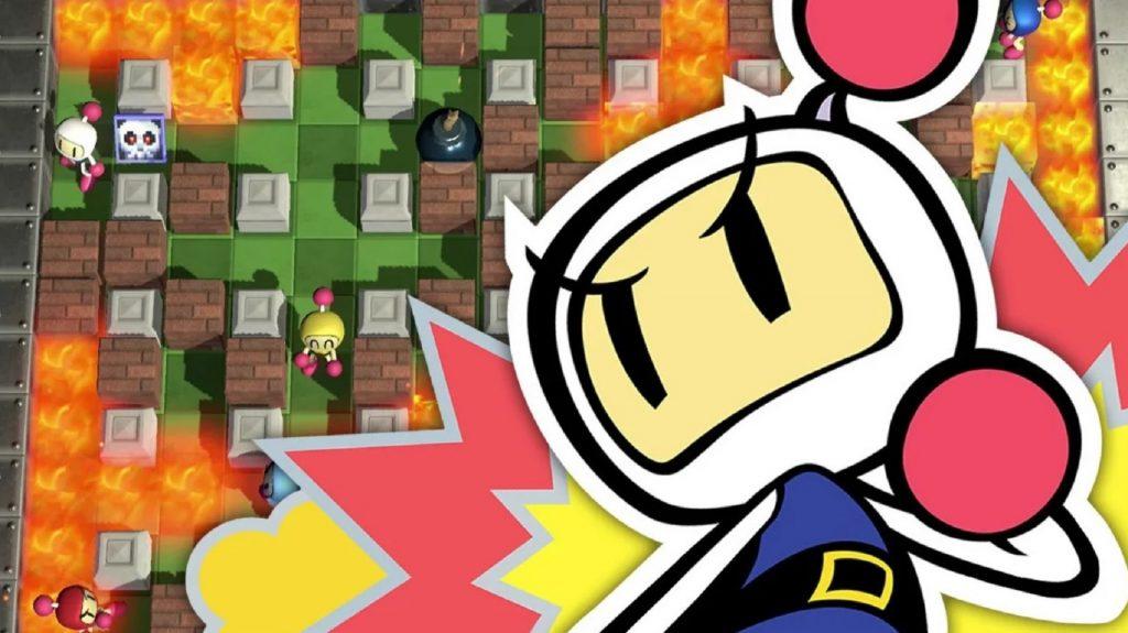 شرکت کونامی-بازی Bomberman