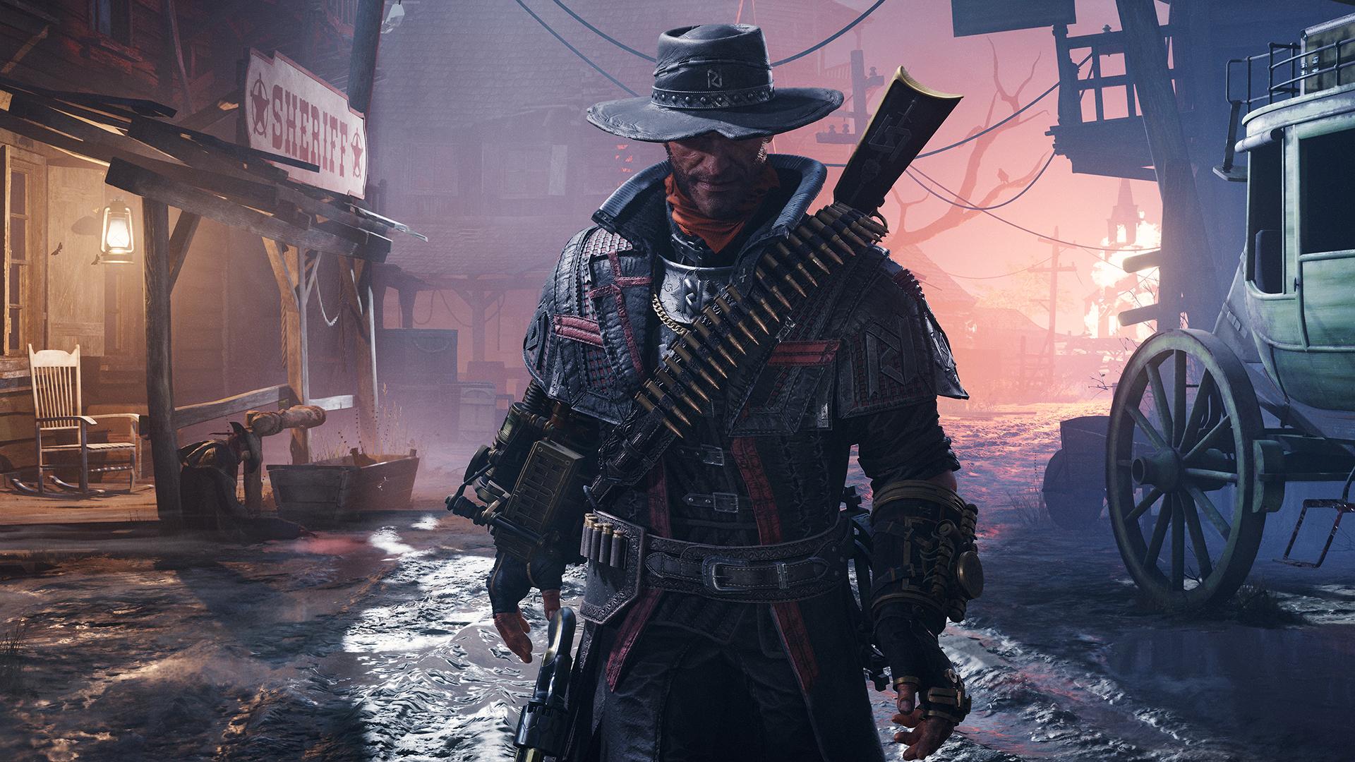 بازی Evil West