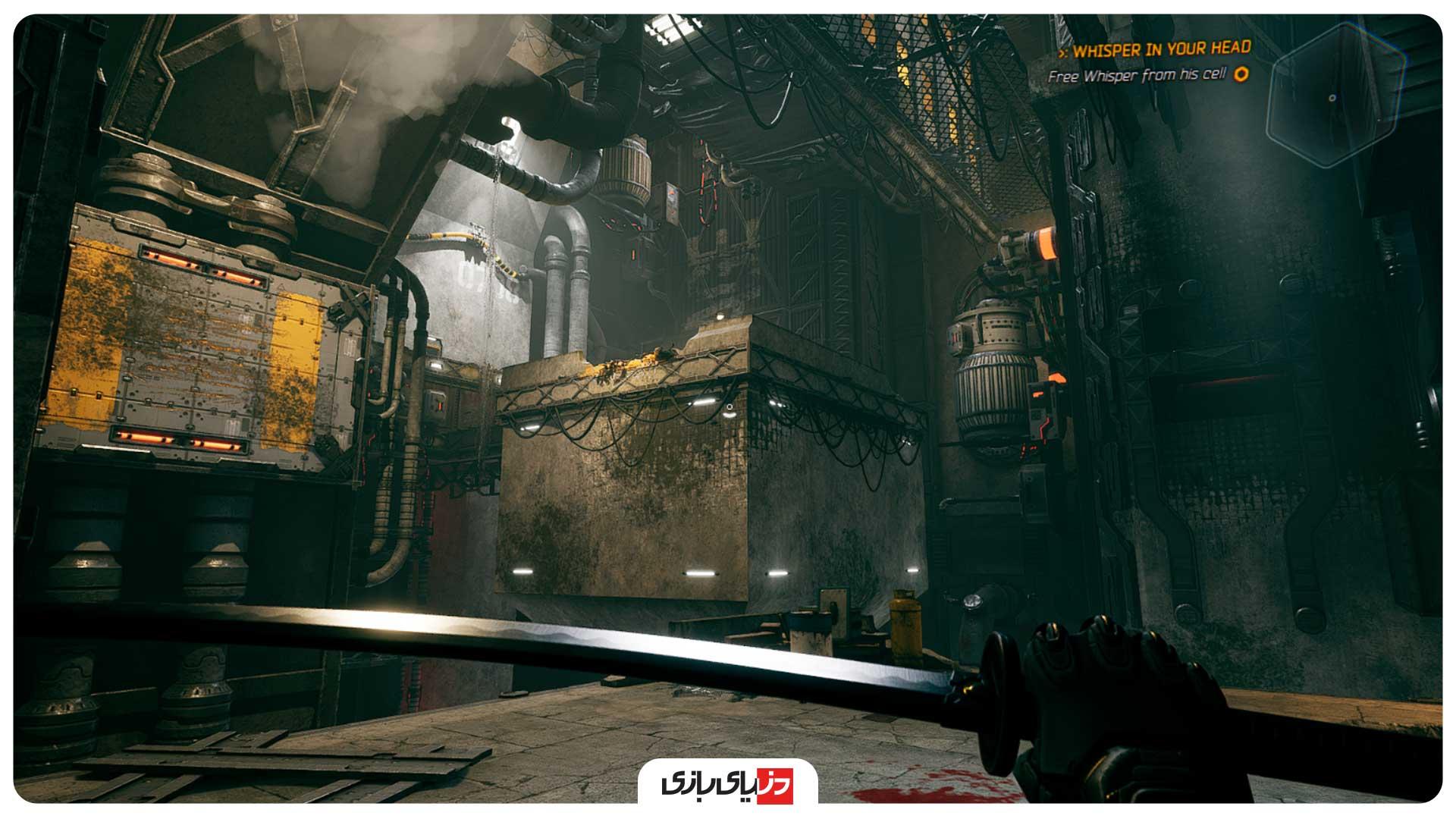 سیستم مورد نیاز بازی Ghostrunner