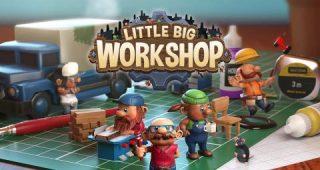 دانلود بازی Little Big Workshop