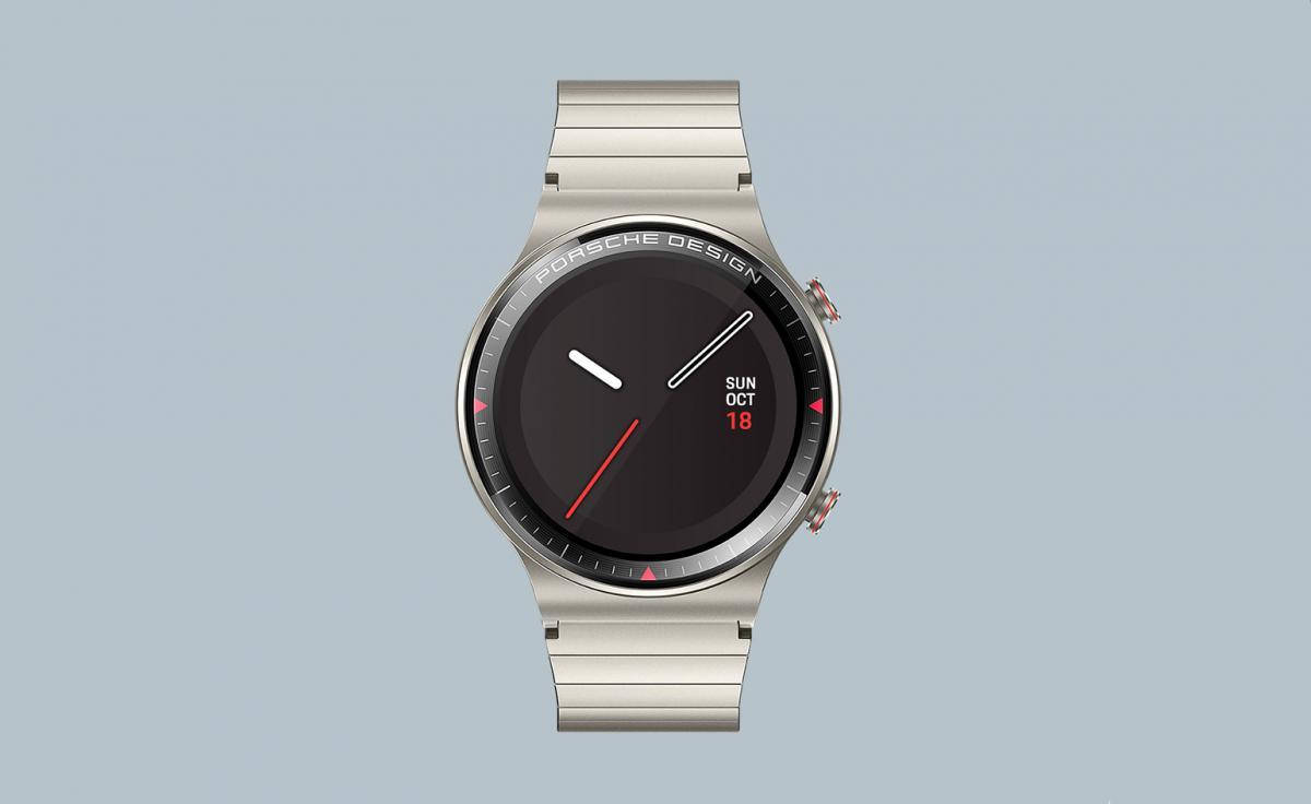 ساعت هوشمند جدید هوآوی و پورشه