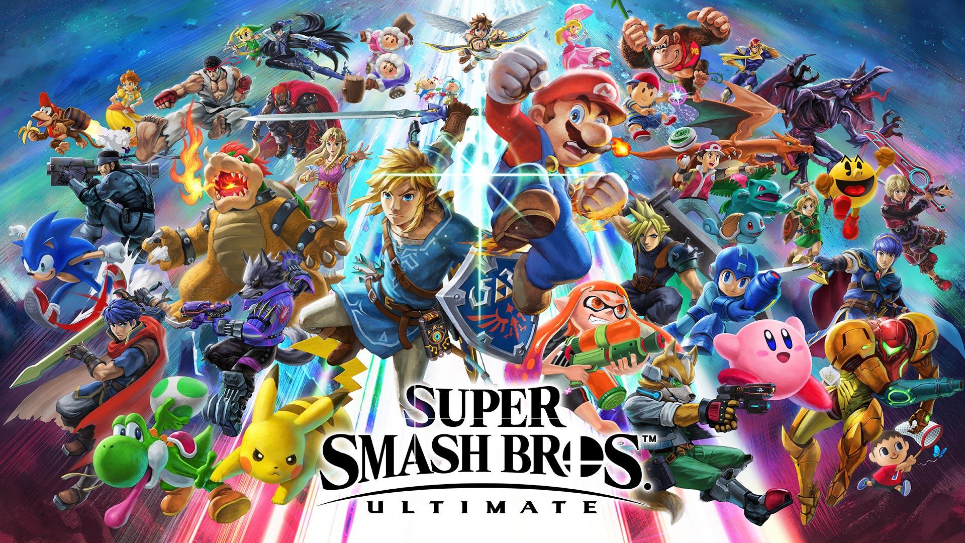 بازی Super Smash Bros Ultimate