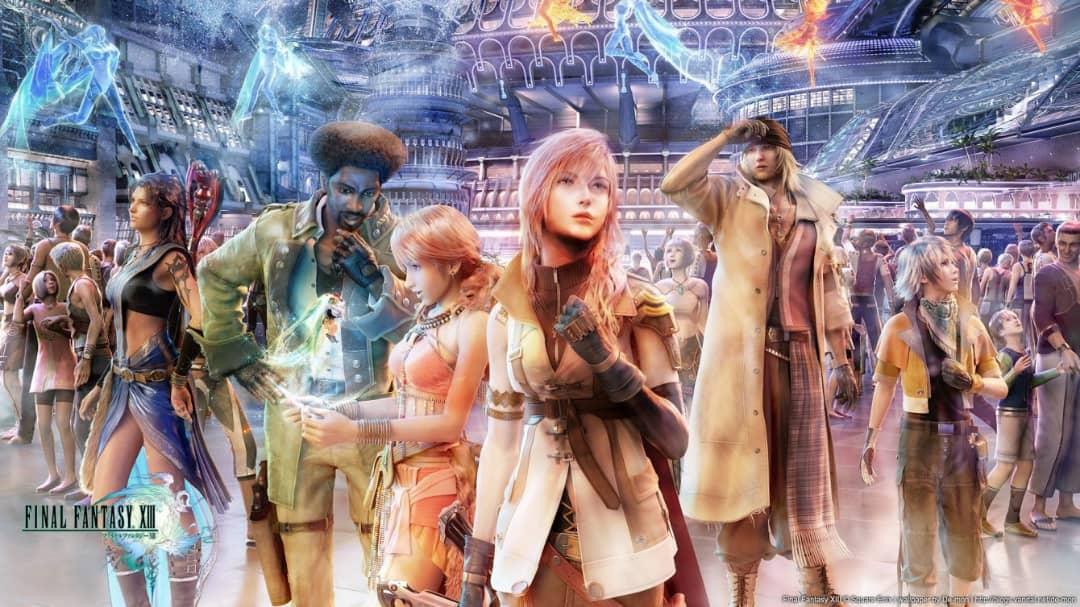 مجموعه بازیهای Final Fantasy