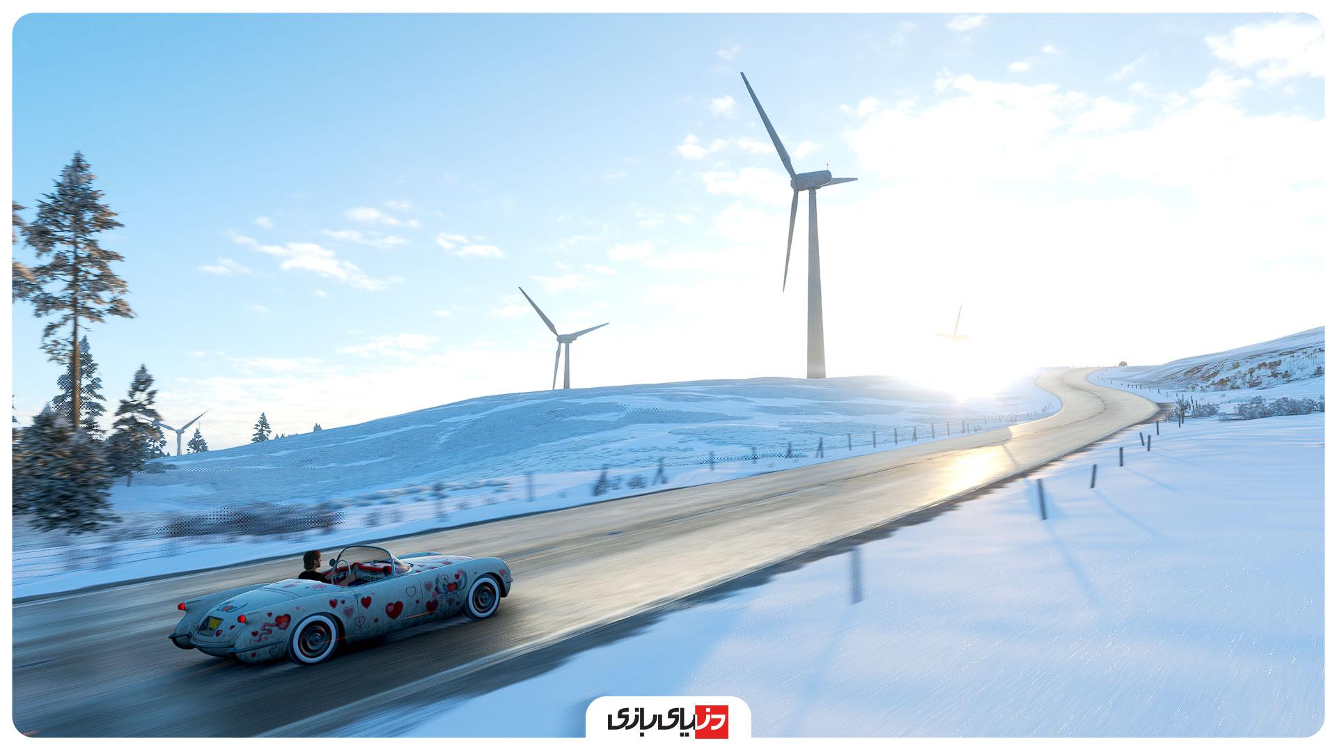 اسکرین شات بازی Forza Horizon 4