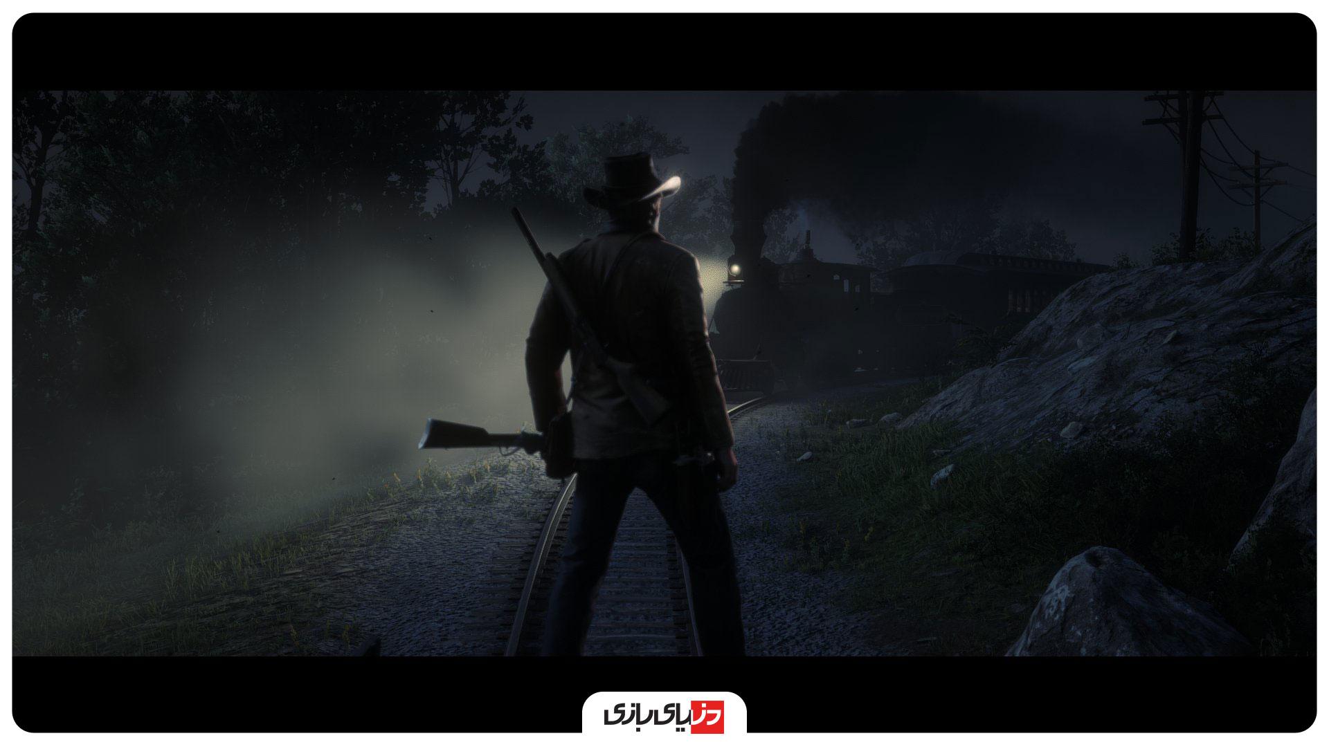 اسکرین شات بازی Red Dead Redemption 2 - امیر فراهانی